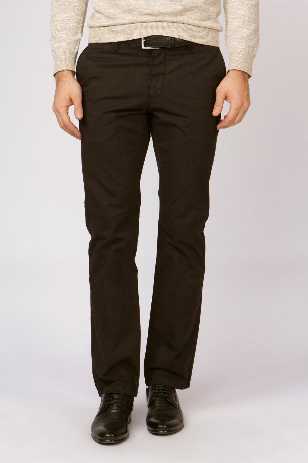 Прямые брюки из хлопка KANZLER