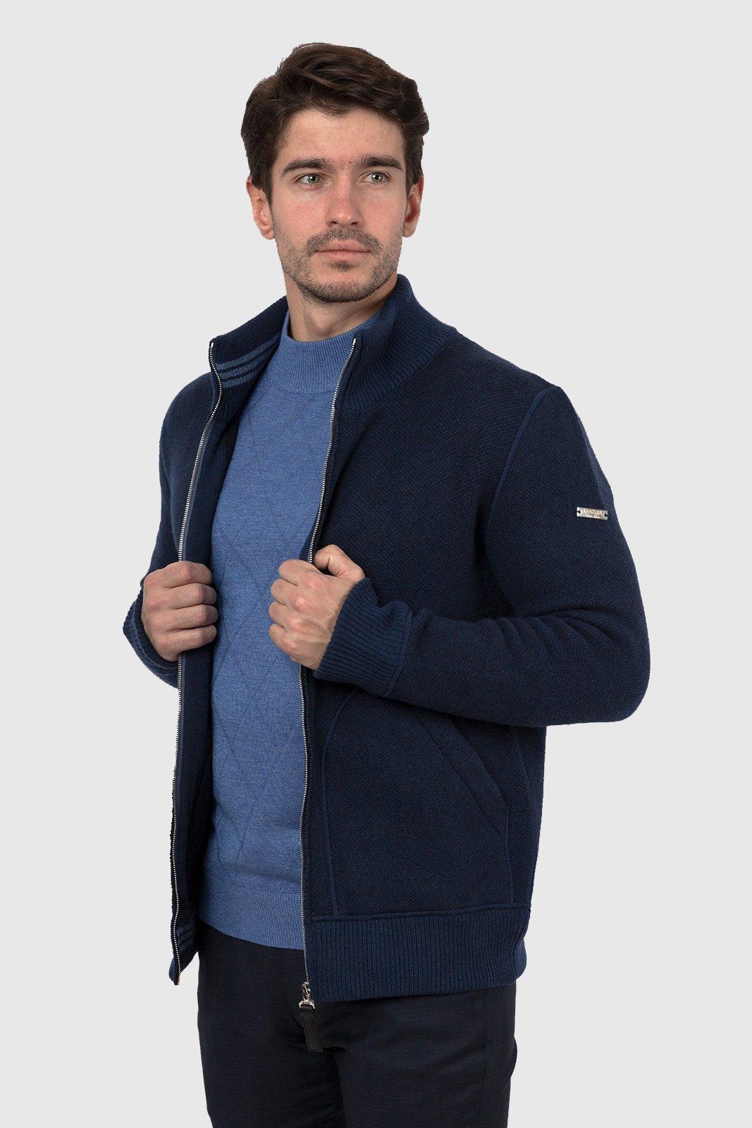 Куртка из кашемира и шерсти KANZLER