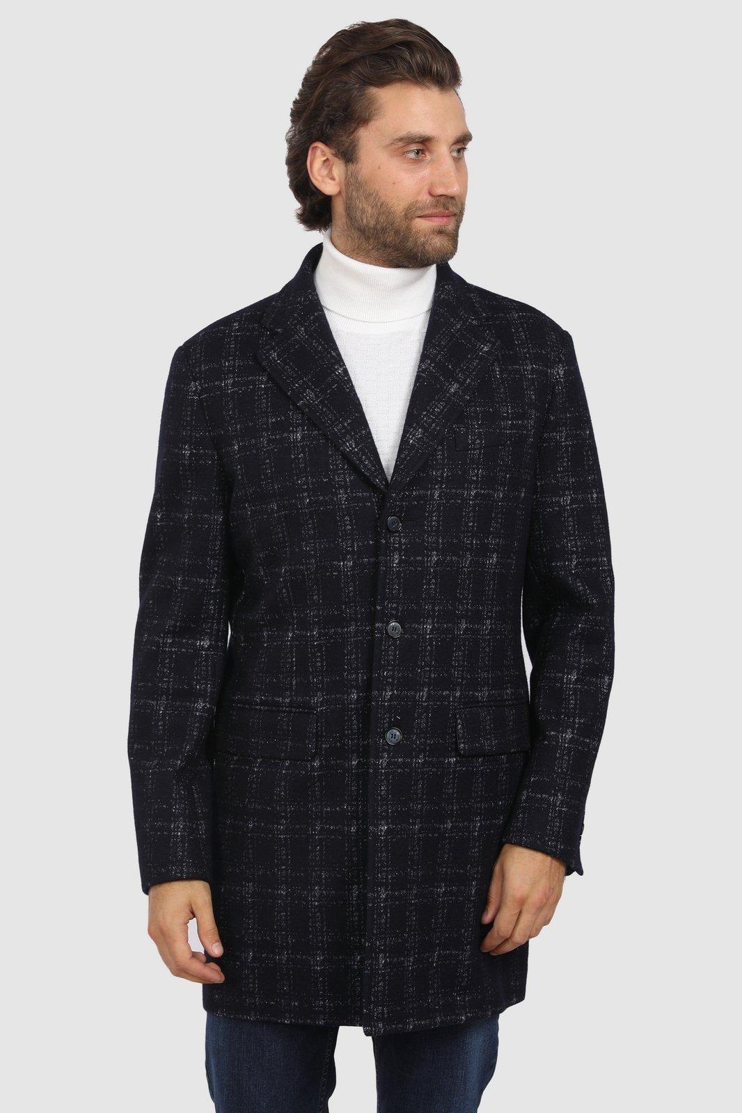 Пальто из шерсти KANZLER