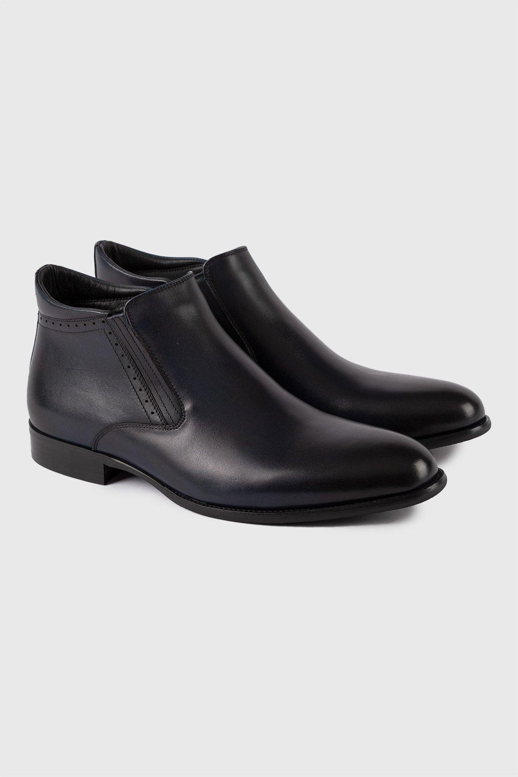 Kanzler Мужские ботинки на молнии KANZLER
