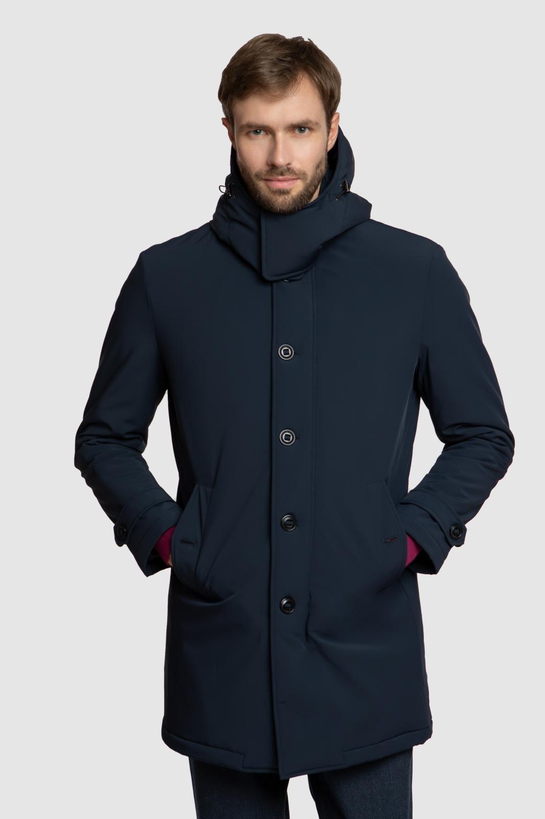 Куртка демисезонная с капюшоном KANZLER 0