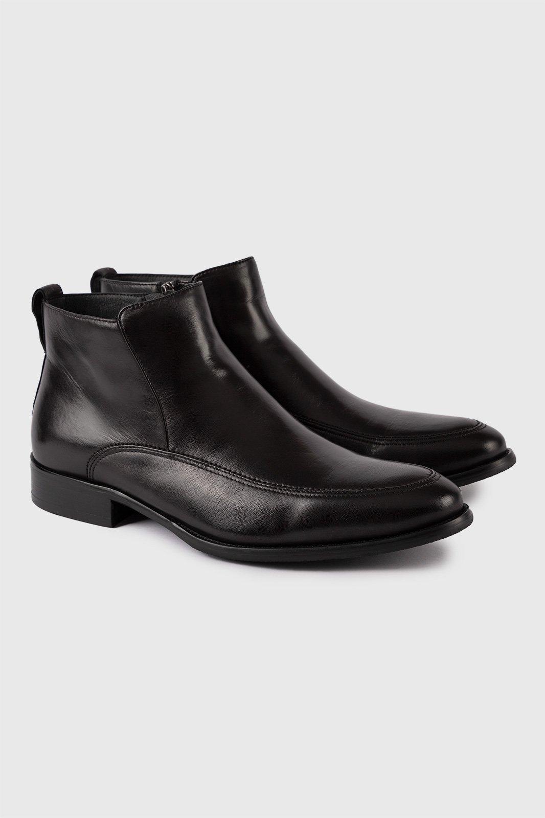 Мужские ботинки на молнии KANZLER