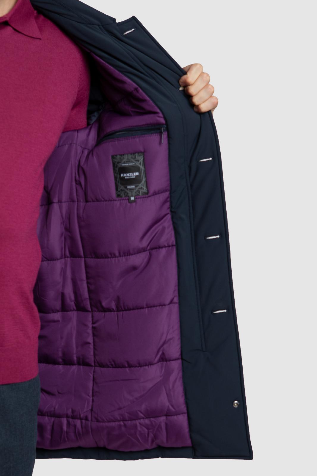 Куртка демисезонная с капюшоном KANZLER 2