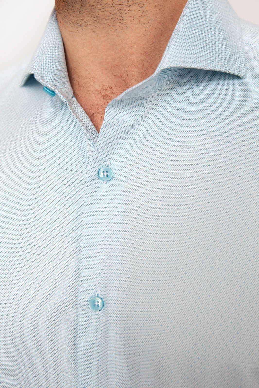 как погладить рубашку с коротким рукавом