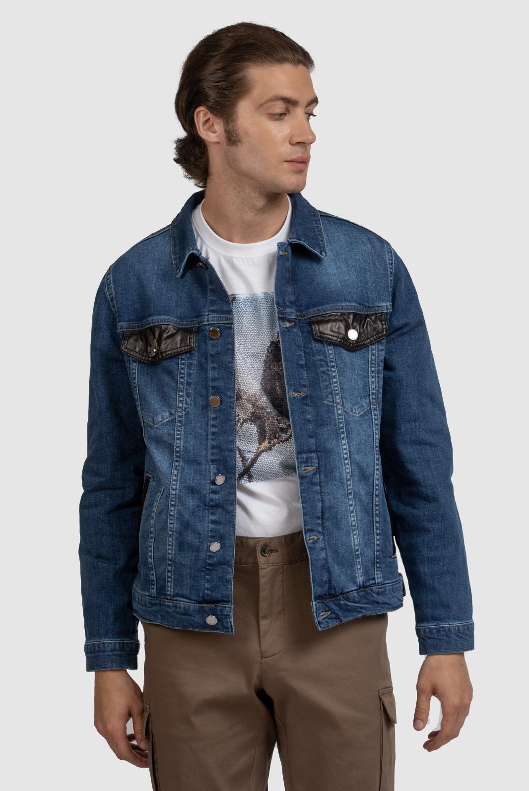Куртка джинсовая KANZLER