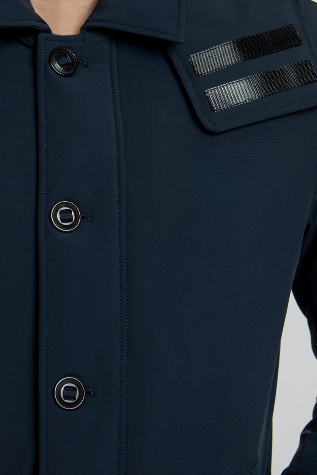 Куртка демисезонная с капюшоном KANZLER 3