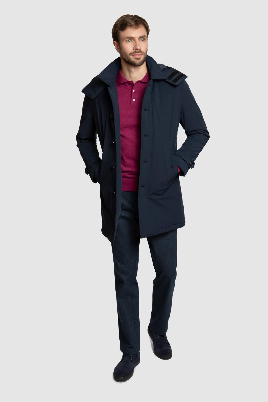 Куртка демисезонная с капюшоном KANZLER 4